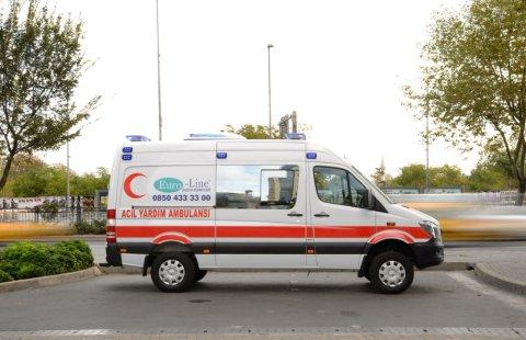 Ambulanslar Ve Hız