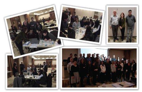 Euro-Line Hizmet İçi Eğitim Toplantıları Sürüyor: